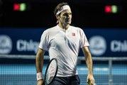 Le Prince George apprend le tennis avec Roger Federer !