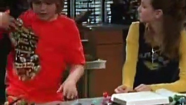 The Suite Life of Zack and Cody - S03E10 - First Day of High School