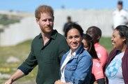 Prinz Harry und Meghan erlernen das Elternsein