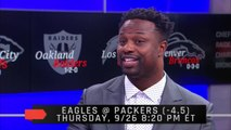 Eagles-Packers Thursday Night Football Preview