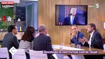 C à vous : Donald Trump rêve d'un impeachment selon Ulysse Gosset (vidéo)