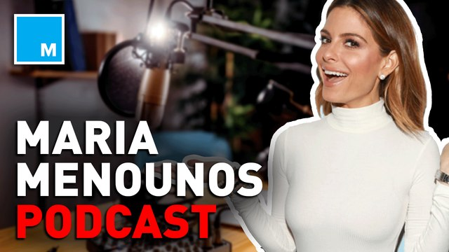Maria Menounos has turned her podcast into her own form of self-care