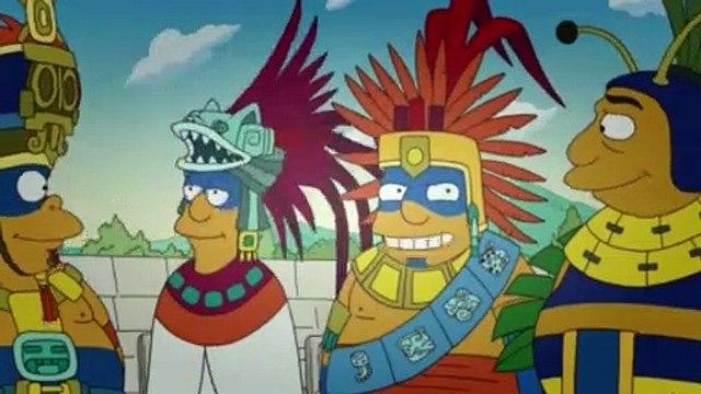The Simpsons Season 24 Episode 2 - Treehouse of Horror XXIII