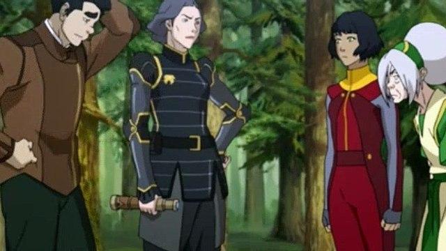 Avatar The Legend of Korra Season 4 Episode 10 Operation Beifong