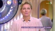 Claire Chazal sur ses relations avec Brigitte Macron