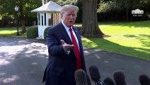 """Trump al presidente de Ucrania: """"Tenemos mucho que hablar sobre el hijo de Biden"""""""