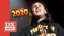 Tekashi 6ix9ine Thinks He'll Be Out Of Prison By Early 2020
