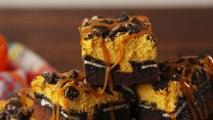 These 3-Layer Slutty Pumpkin Bars Are EVERYTHING