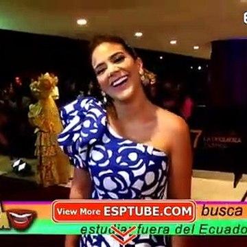 VIDEO   ¿Michela Pincay se va del Ecuador para siempre? - ESPTUBE.COM