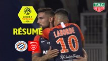 Montpellier Hérault SC - Nîmes Olympique (1-0)  - Résumé - (MHSC-NIMES) / 2019-20