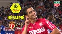 AS Monaco - OGC Nice (3-1)  - Résumé - (ASM-OGCN) / 2019-20