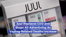 The Juul CEO Is Gone