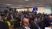 Senado brasileño ratifica al fiscal general propuesto por Bolsonaro