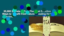 20,000 Secrets of Tea: The Most Effective Ways to Benefit from Nature's Healing Herbs Complete