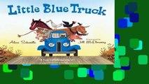 Full version  Little Blue Truck Board Book  Review