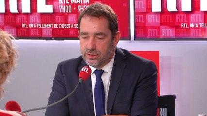 Christophe Castaner - RTL jeudi 26 septembre 2019