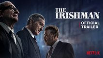 The Irishman Movie - Robert De Niro, Al Pacino, Joe Pesci, Harvey Keitel
