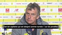 """Nantes - Rennes : """"J'avais demandé à Touré de ne pas faire de panenka"""" plaisante Gourcuff"""