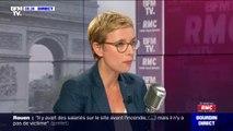 """Clémentine Autain n'aurait pas utilisé le mot """"barbares"""" pour qualifier les policiers"""