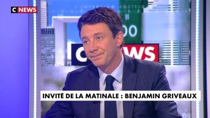 Benjamin Griveaux - CNews jeudi 26 septembre 2019