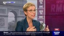 """Pour Clémentine Autain (LFI), """"la défiance qui existe envers les médias est en problème démocratique majeur"""""""