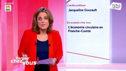 Jacqueline Gourault - Public Sénat jeudi 26 septembre 2019