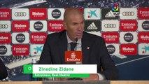 """Zinedine Zidane : """"Areola a montré qu'on pouvait compter sur lui"""""""