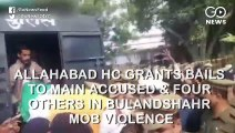 Main Accused In Bulandshahr Mob Violence Granted Bail