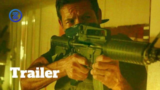 Fronteras Trailer #1 (2019) Steven Sean Garland, Wade Everett Drama Movie HD