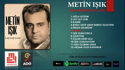 Metin Işık - Gönül - (Official Audıo)