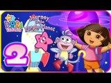 Dora the Explorer: Journey to the Purple Planet Part 2 (PS2, Gamecube) Green Planet