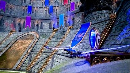 Broomstick League : bande-annonce du jeu de Quidditch
