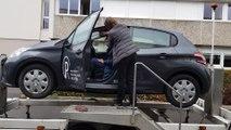 Journée prévention routière au CFA BTP