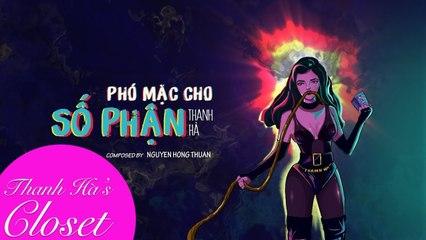 Thanh Hà - Phó Mặc Cho Số Phận (Lyrics Video) - New song 2019