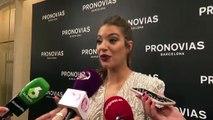 Ana Guerra evita las preguntas sobre su vida con Miguel Ángel Muñoz