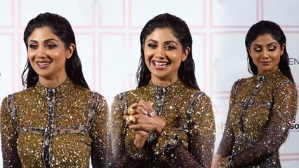 Fitness Queen Shilpa Shetty BEATS ALL at Vogue Beauty Awards 2019