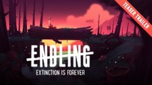 ENDLING Announcement Teaser Trailer (2019) OFFICIAL HD