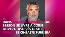 Luc Besson accusé de viol : Un passage volontairement oublié dans son autobiographie