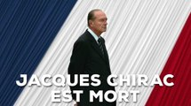 Jacques Chirac est mort - ZAPPING ACTU DU 26/09/2019