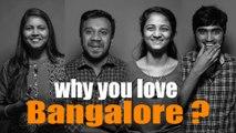 Bengaluru : ಬೇರೆ ರಾಜ್ಯಗಳಿಂದ ಬಂದವರು ನಮ್ಮ ಬೆಂಗಳೂರಿನ ಬಗ್ಗೆ ಹೇಳಿದ್ದೇನು? | BoldSky Kannada