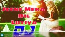 [ Tik-Tok Special ] -- Jeene Mera Dil Lutiya -- Dj Remix -- Dj Vishal Kolsiya --