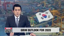 S. Korea's GDP growth to fall to 1.8% in 2020: Report