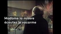 """Léo Ferré chante """"Madame la Misère"""""""