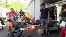 Reportage - Karting à Crolles : un circuit technique pour les amateurs de vitesse