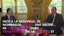 Jacques Chirac mort : Les chaînes bouleversent leurs programmes