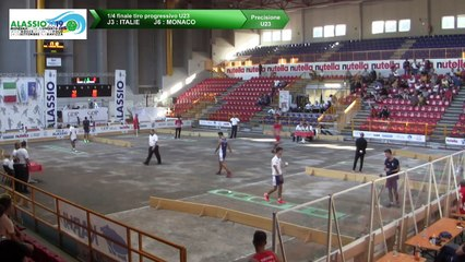 Quarts de finale tir progressif U23, Mondial Jeunes U18 et U23, Alassio 2019