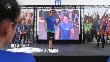 La historia del Zumba, ¡conócela!