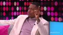 'Masked Singer' Host Nick Cannon Admits He Would DM Lizzo 'For Sure'