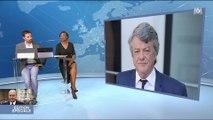 Jean-Louis Borloo réagit à la mort de Jacques Chirac