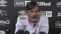 Cocu explains Derby crash incident